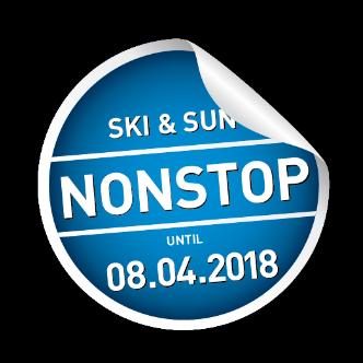 Ski & Sun NON STOP 2018
